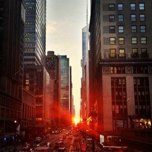 soleil New-York