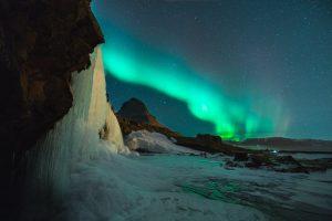 hiver Islande