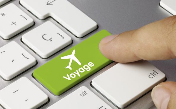 reservation voyage