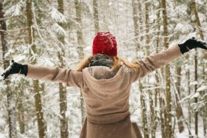 profiter de la neige
