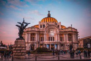 lieux mexique