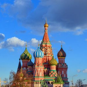 partir en Russie