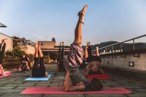 voyage yoga