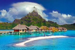 partir a Bora Bora