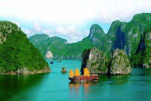vietnam bateau