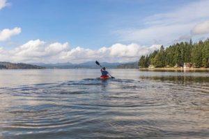 kayak solo
