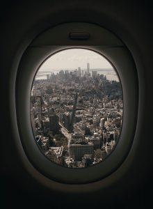 risque en avion
