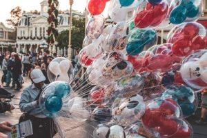 ballon Disneyland