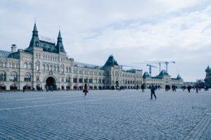voyager en Russie