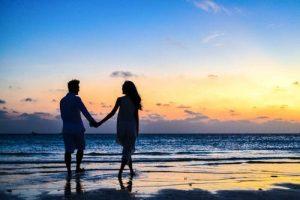 Maldive en couple