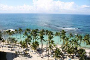 plage Jamaique